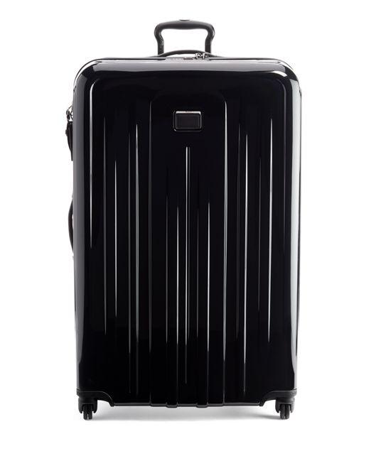 Worldwide Trip 4 Wheeled Packing Case in Black