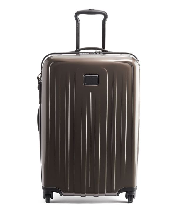 Short Trip Expandable 4 Wheeled Packing Case in Mink