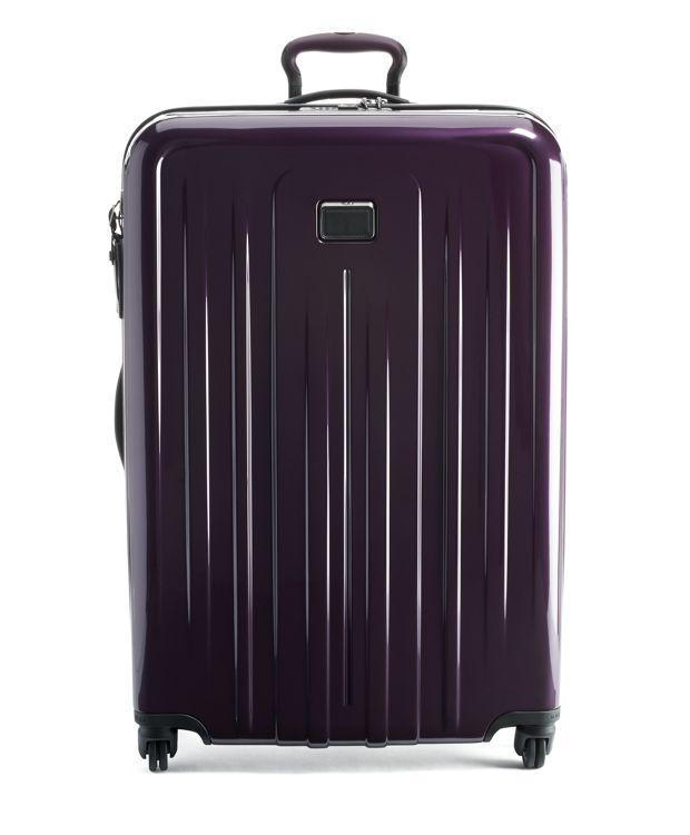 Extended Trip Expandable 4 Wheeled Packing Case in Blackberry