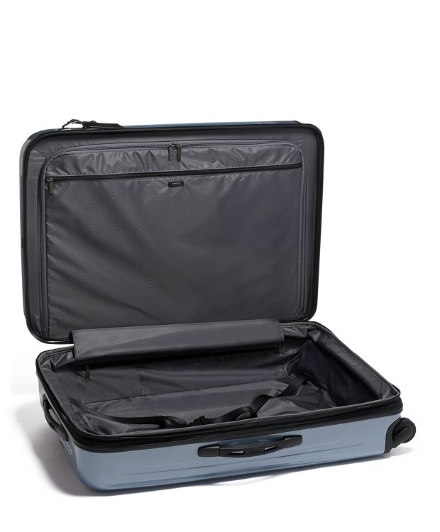Stone  Grey Extended Trip Expandable 4 Wheeled Packing Case