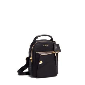 SERRA MINI BACKPACK BLACK - medium | Tumi Thailand
