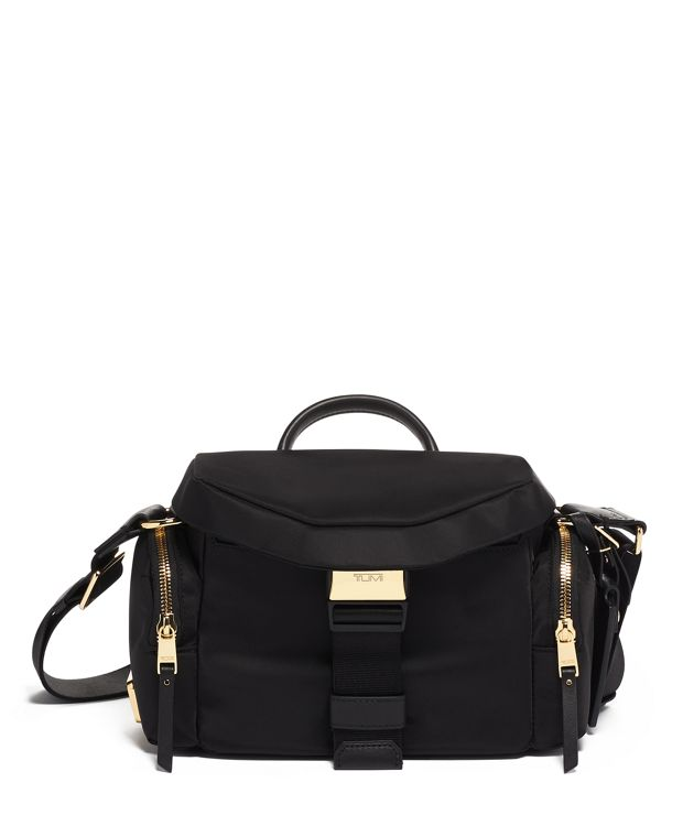 Kyle Crossbody in Black