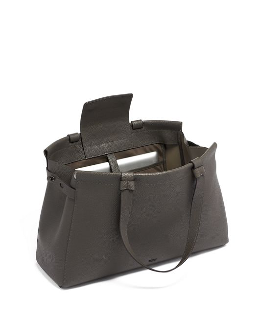 LILY TOTE TAUPE - large | Tumi Thailand