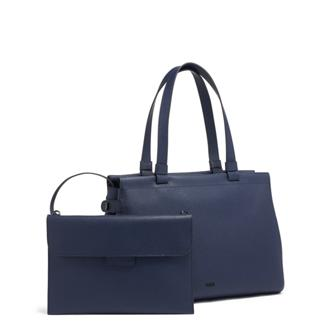 SMALL LILY TOTE NAVY - medium | Tumi Thailand