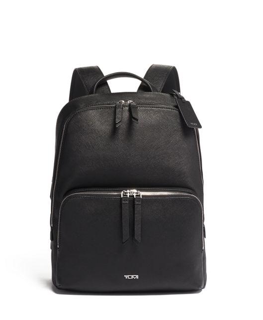 Hudson Backpack in Black