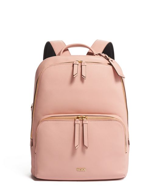 Hudson Backpack in Blush
