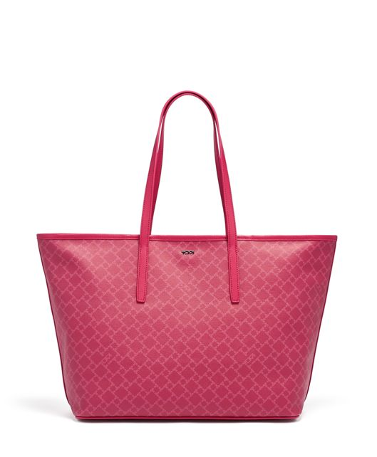 Everyday Tote in Raspberry