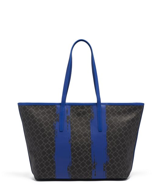 Everyday Tote in Brushed Blue