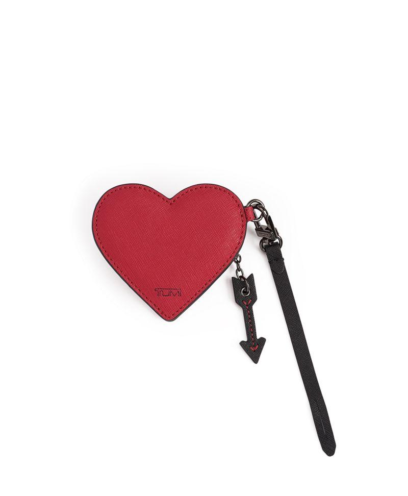 Heart Coin Pouch Charm