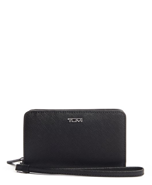 French Purse in Black