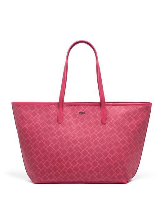 Small Everyday Tote in Raspberry