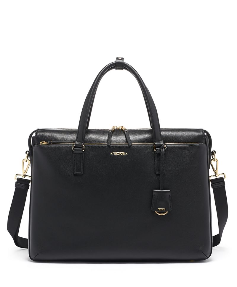 Chandler Business Brief Leather