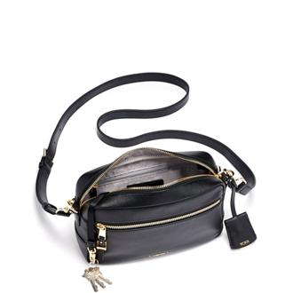 FLORENCE CROSSBODY BLACK - medium | Tumi Thailand