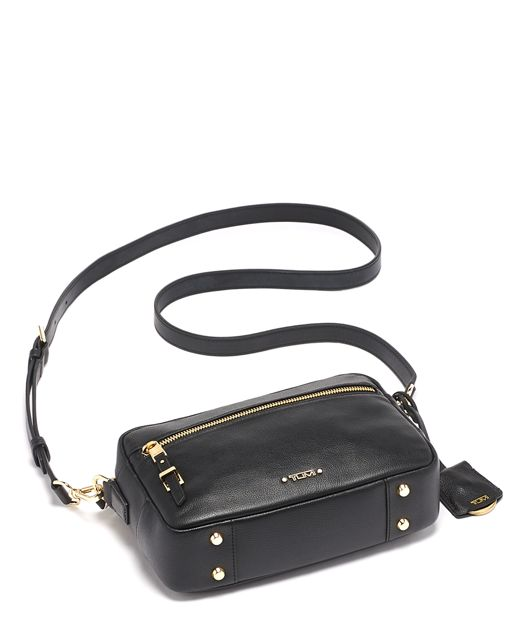 FLORENCE CROSSBODY BLACK - large | Tumi Thailand