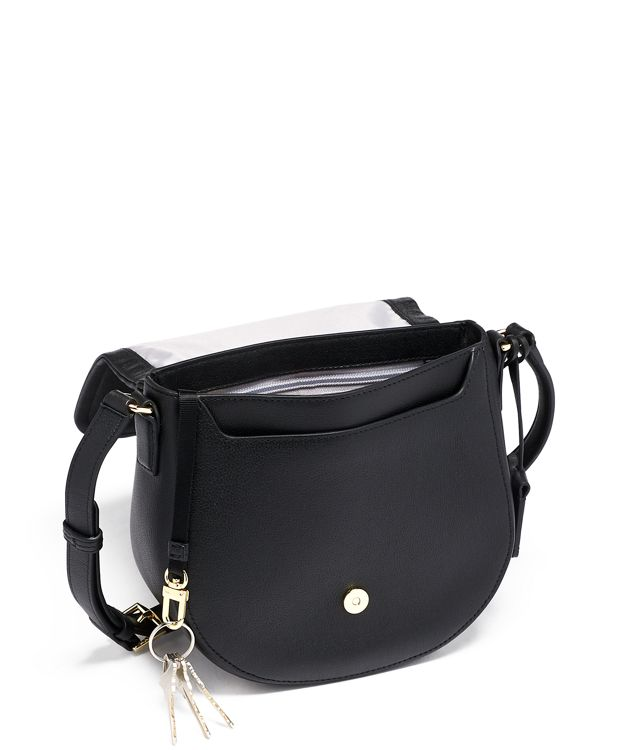 York Crossbody Leather
