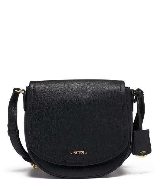 YORK CROSSBODY BLACK - large | Tumi Thailand