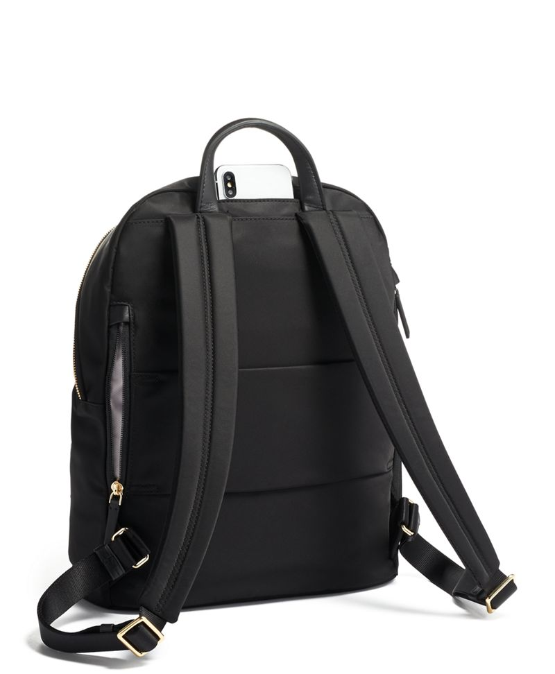 Black Harper Backpack