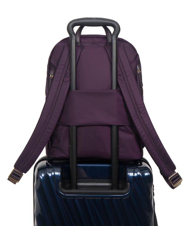 黑莓紫Harper双肩包