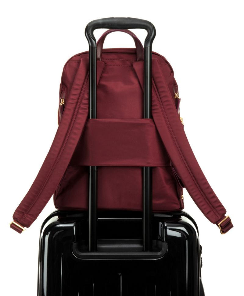 Cordovan Harper Backpack