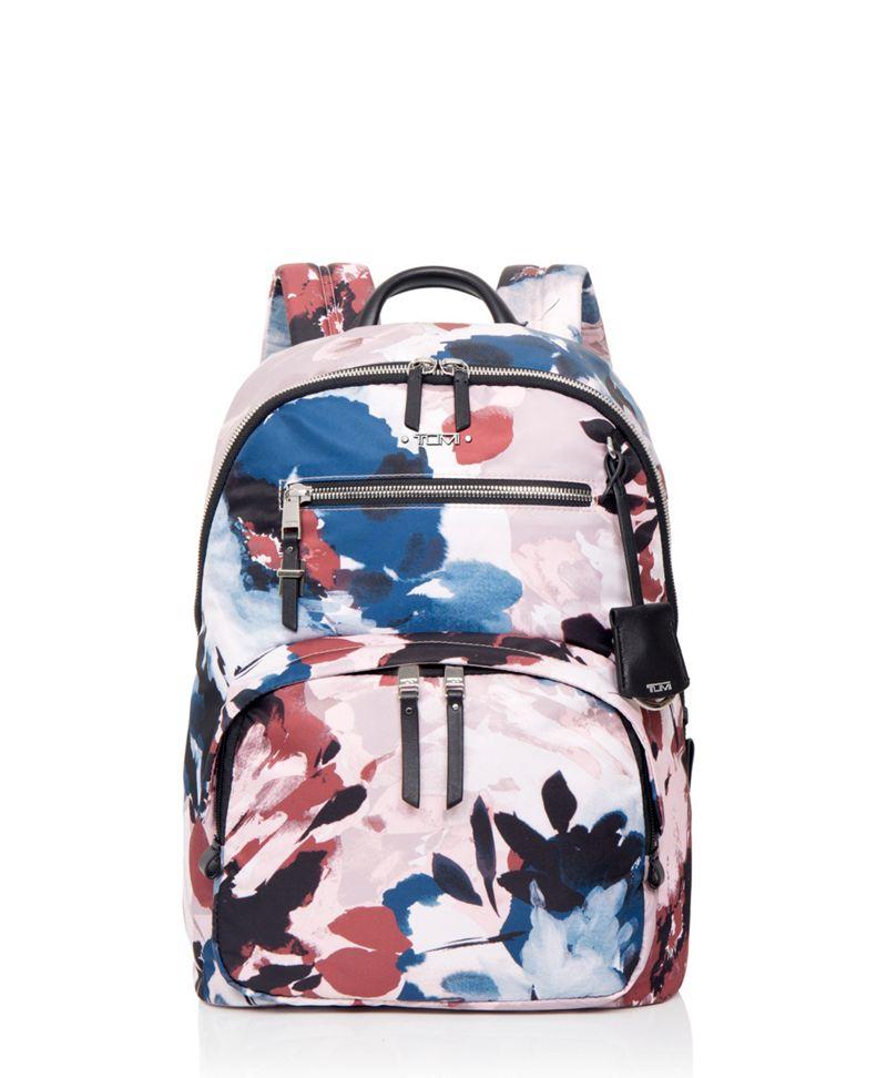 Blush  Floral Harper Backpack