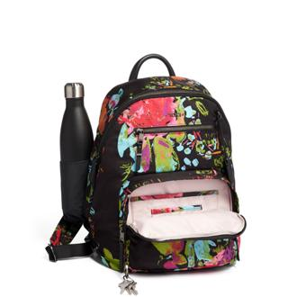 HARPER BACKPACK COLLAGE FLORAL - medium | Tumi Thailand