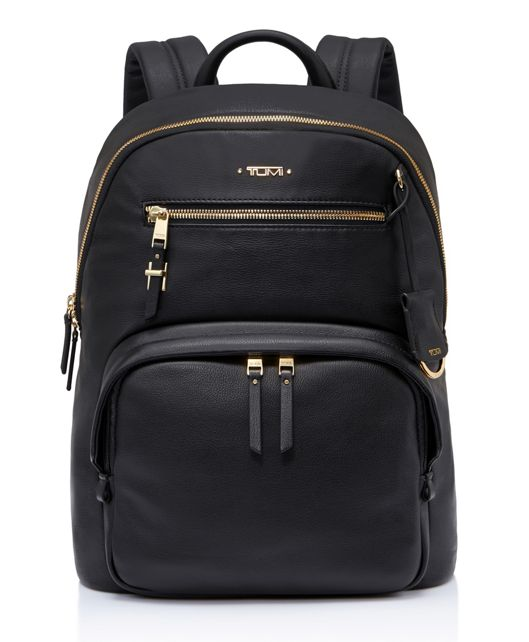 HARPER BACKPACK BLACK - large | Tumi Thailand