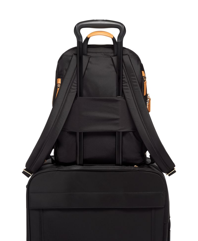 Black Harper Backpack