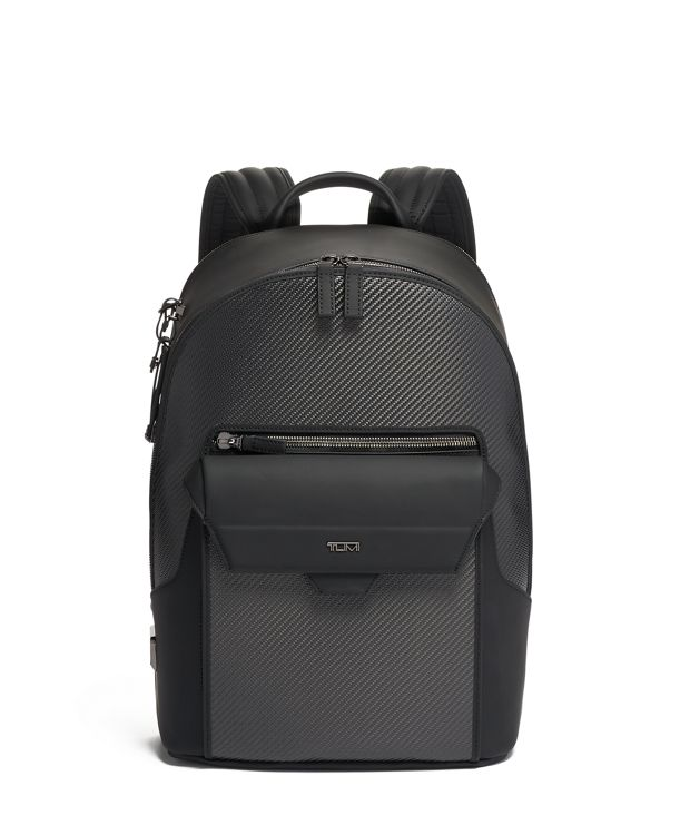 Marlow Backpack in Carbon