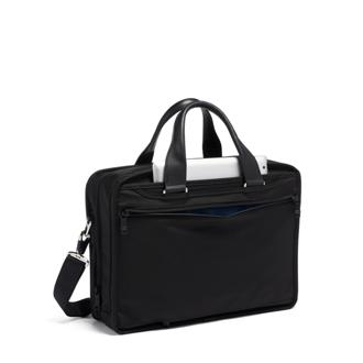 EXP ORG LAPTOP BRIEF BLACK CHROME - medium | Tumi Thailand