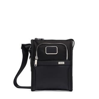 POCKET BAG SMALL BLACK CHROME - medium   Tumi Thailand