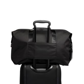 DOUBLE EXPANSION SATCHEL BLACK CHROME - medium | Tumi Thailand