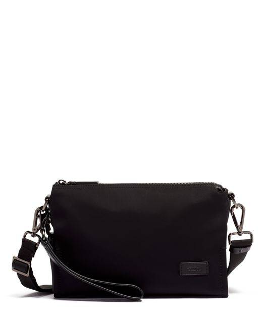 Sterling Crossbody in Black