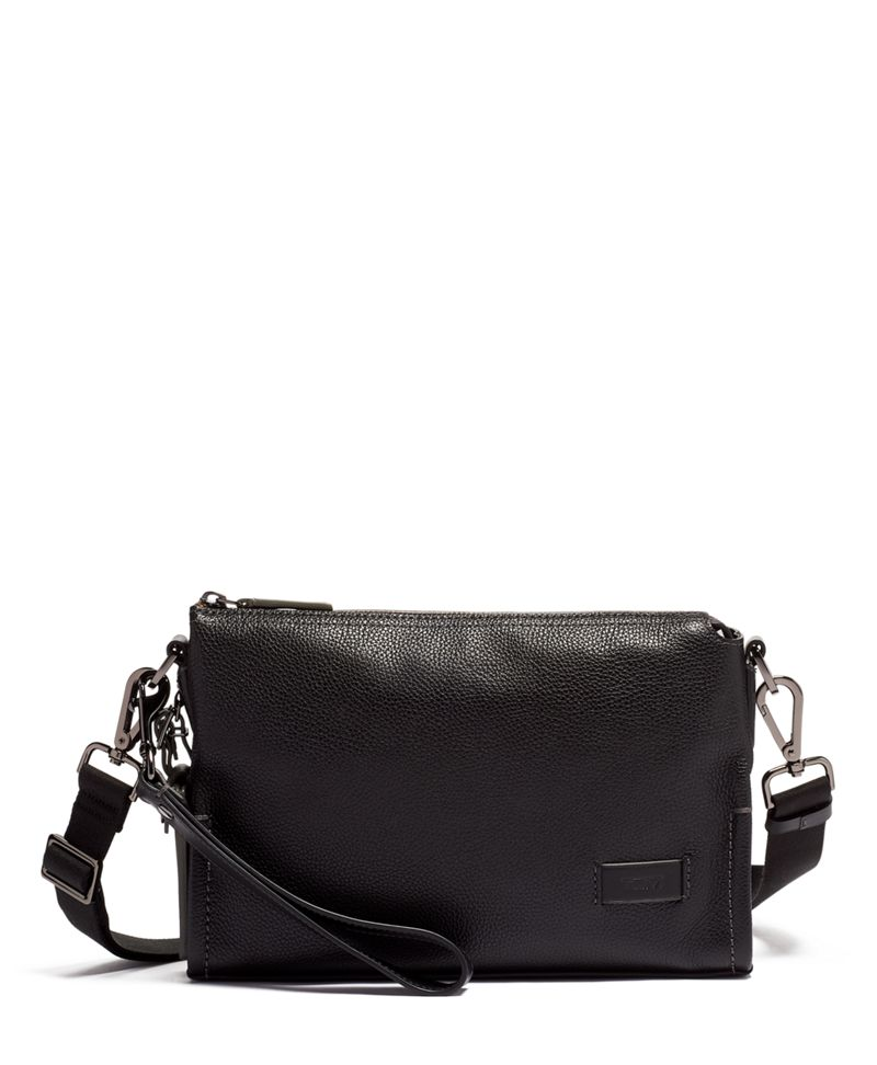 Sterling Crossbody Leather