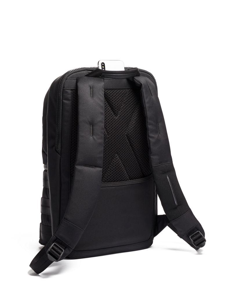 Black Crestview Backpack