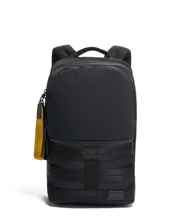 Crestview Backpack in Black