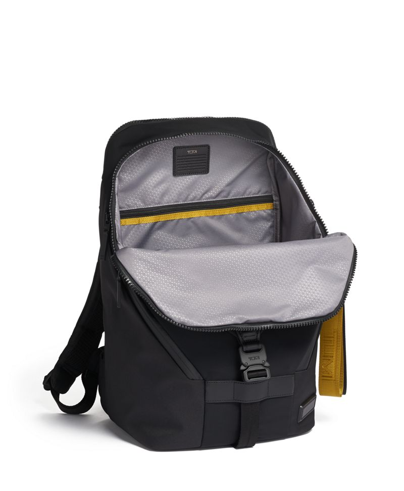 Black Finch Backpack