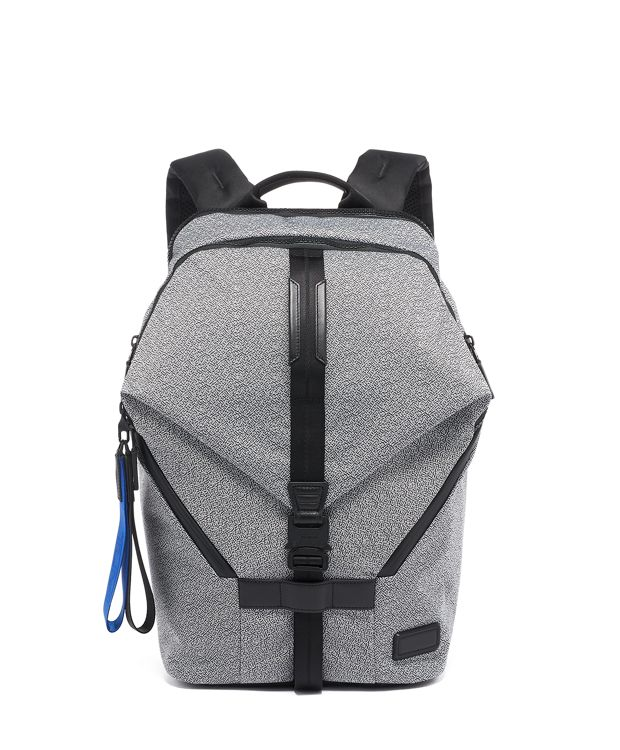 Finch Backpack in Static  Grey