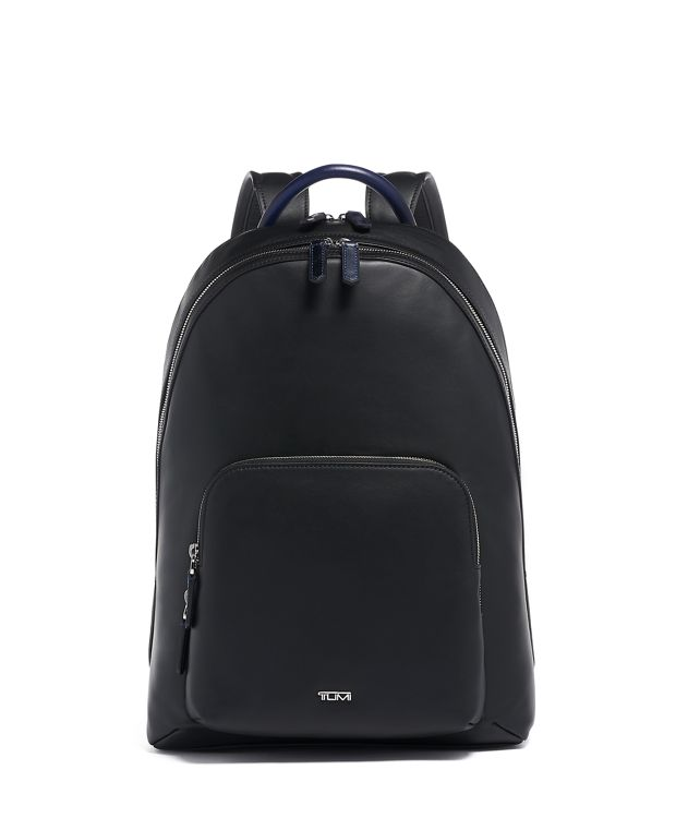 Matteo Backpack in Black/Navy
