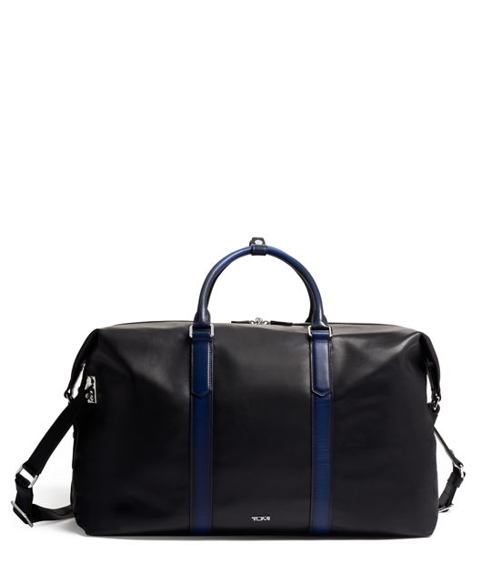 Luca Duffel in Black/Navy