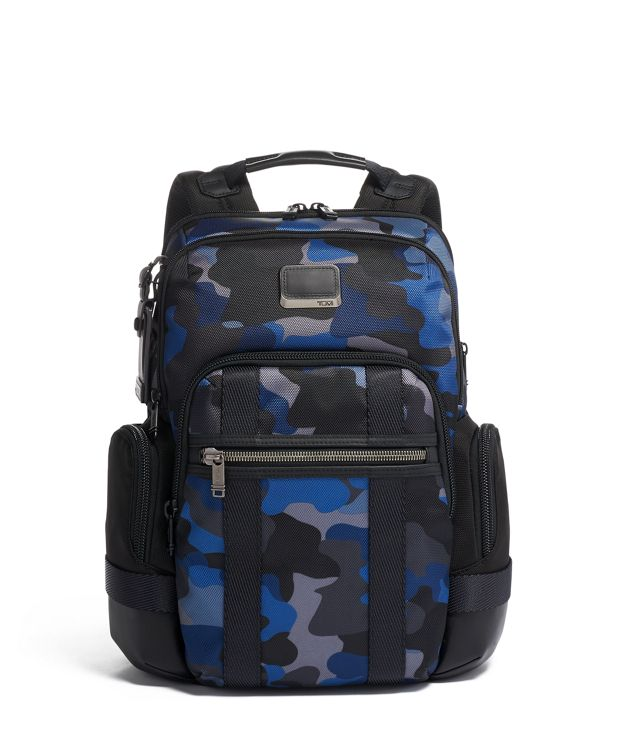 Nathan Expandable Backpack in Camo