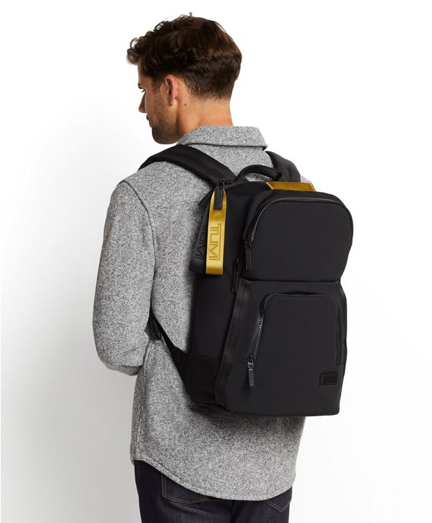 Black Westlake Backpack