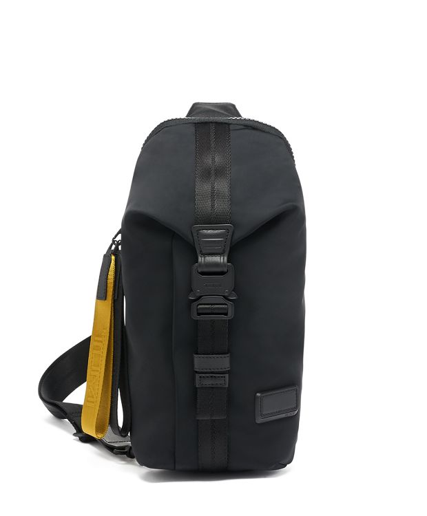 Bozeman 單肩斜揹袋 in 黑