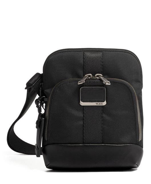 Black Barksdale Crossbody