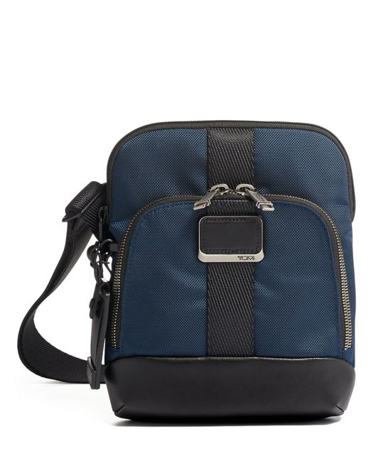 Barksdale Crossbody in Navy