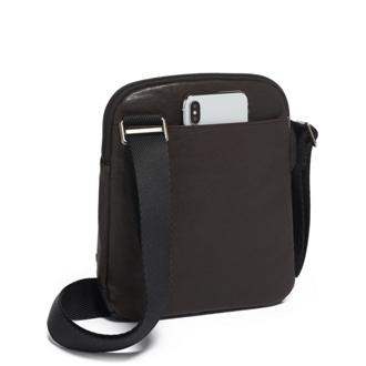 BARKSDALE CROSSBODY DARK BROWN - medium | Tumi Thailand