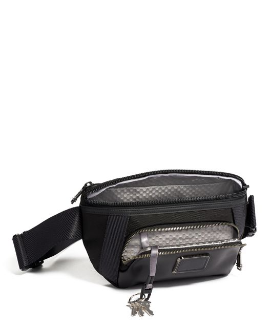 CAMPBELL UTILITY POUCH BLACK - large | Tumi Thailand