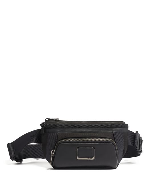 Campbell Utility Pouch in Black