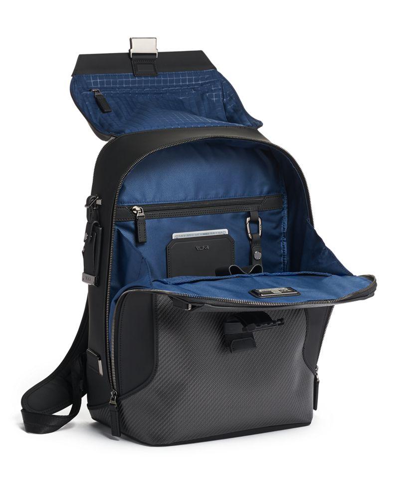 Dolton Flap Backpack