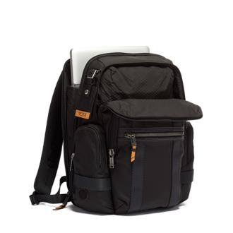 NATHAN BACKPACK BLACK - medium | Tumi Thailand