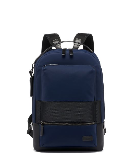 Bates Backpack in Navy Reflective